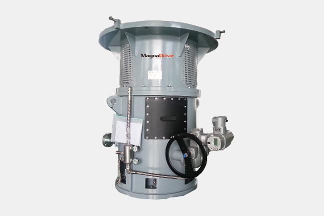 水冷型永磁渦流柔性傳動調速裝置-ASD